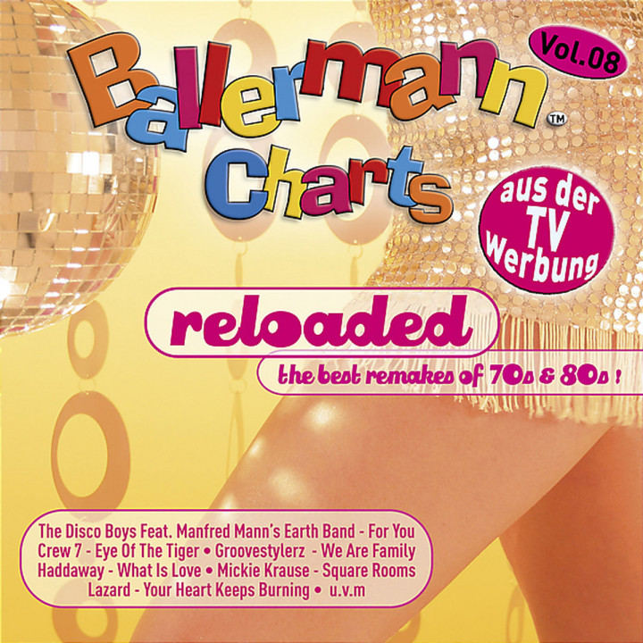 Ballermann Charts Vol. 8 Reloaded 4260010753835