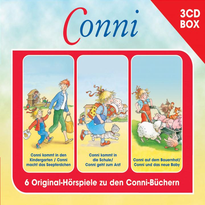 Conni kommt in die Schule / Conni geht zum Arzt 0602517373378