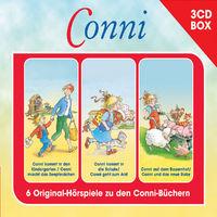 Conni, 01: 3-CD Hörspielbox, 00602517373372