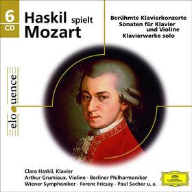 eloquence, Clara Haskil spielt Mozart, 00028944297010