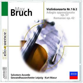 Kurt Masur, Bruch: Violinkonzert, 00028944291124