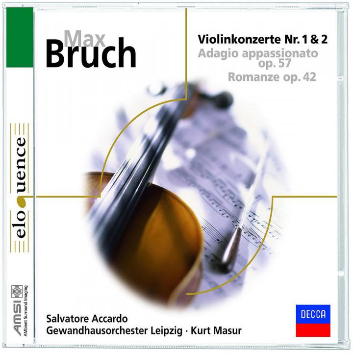 Bruch: Violinkonzert 0028944291122