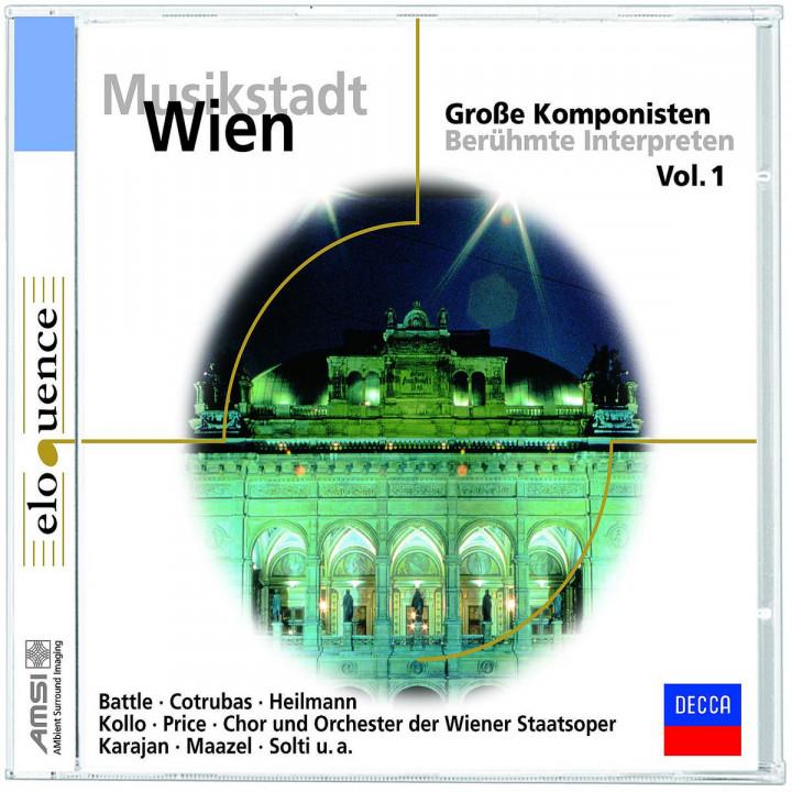 Musikstadt Wien Vol. 1 0028944296758
