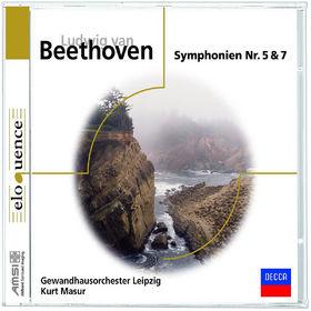 Kurt Masur, Sinfonien Nr. 5&7, 00028944297126