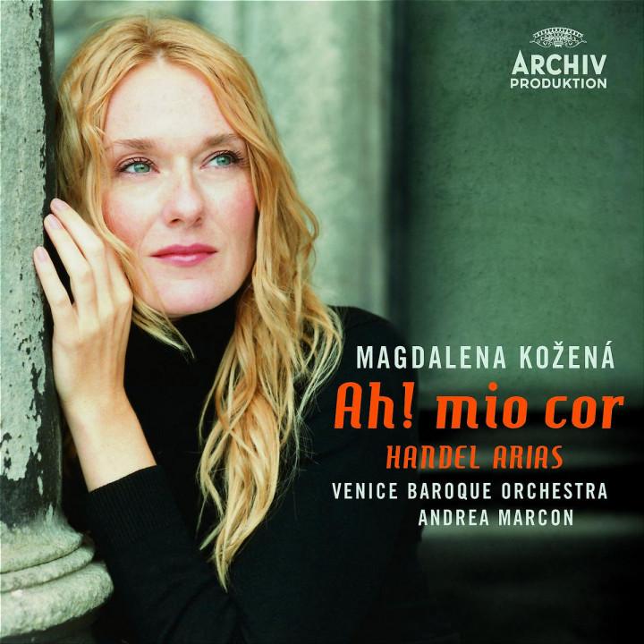 'Ah! mio cor' Handel: Arias 0028947765475
