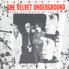 The Velvet Underground, The Best Of The Velvet Underground, 00602498489840