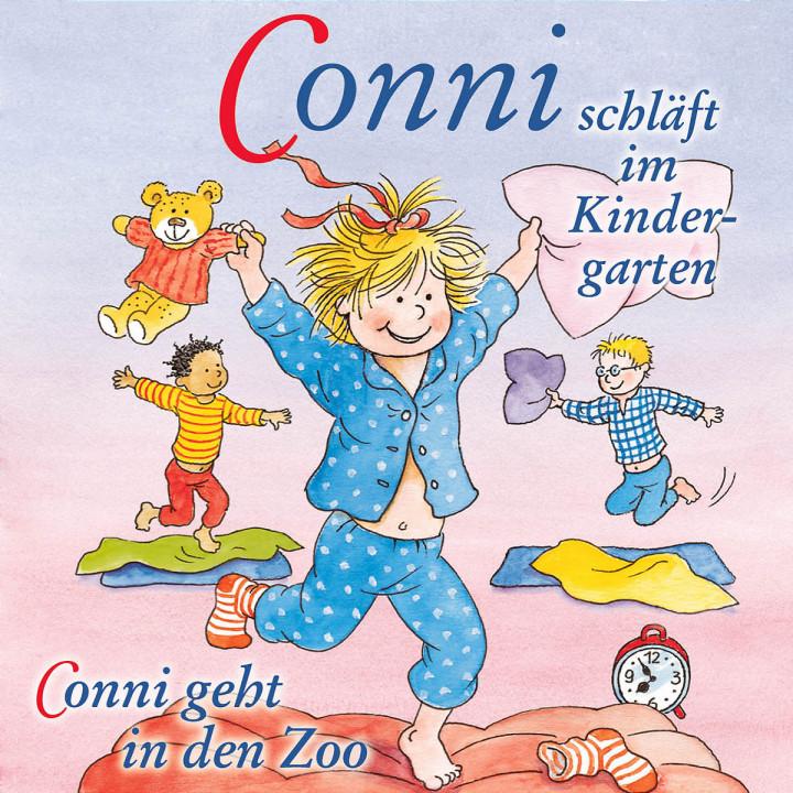 21: Conni schläft im Kindergarten, Conni geht in den Zoo 0602517180929
