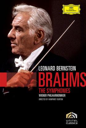 Leonard Bernstein, Brahms Cycle I, 00044007343319