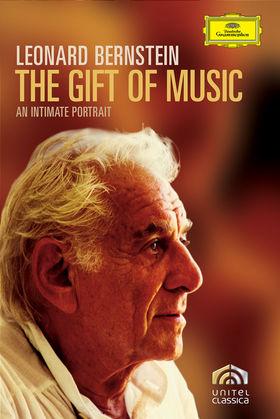 Leonard Bernstein, Leonard Bernstein - A Gift of Music, 00044007343364