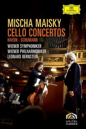 Mischa Maisky, Haydn, Schumann: Cello Concertos, 00044007343517