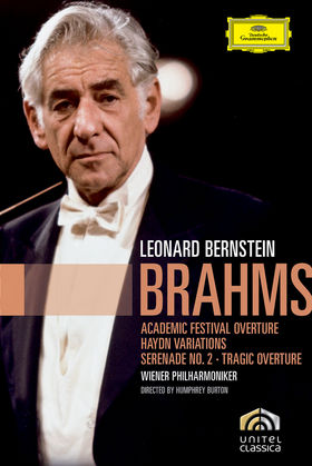 Leonard Bernstein, Brahms Cycle IV, 00044007343548
