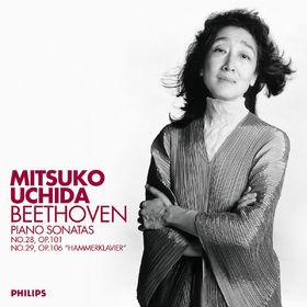 Mitsuko Uchida, Beethoven: Piano Sonatas  Nos.28&29, 00028947586623