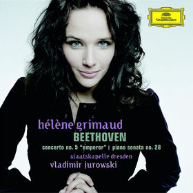 Hélène Grimaud, Beethoven: Piano Concerto No. 5; Piano Sonata No.28 in A, Op.101, 00028947765950