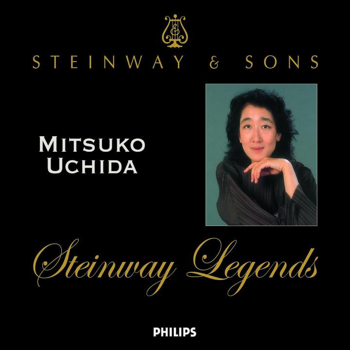 Steinway Legends: Mitsuko Uchida 0028947585103