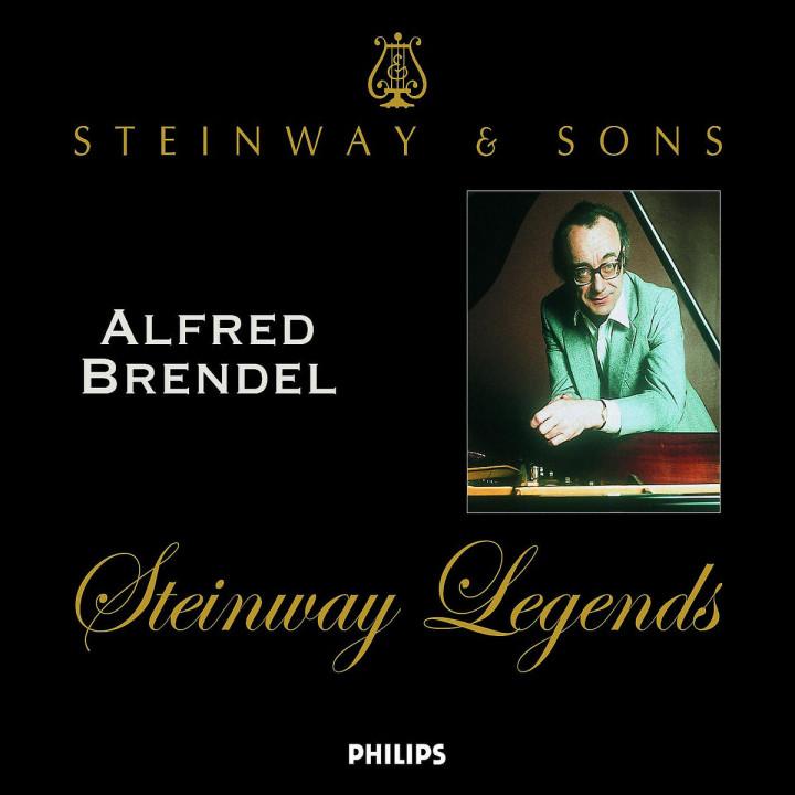 Alfred Brendel: Steinway Legends 0028947585114