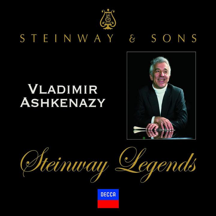 Vladimir Ashkenazy: Steinway Legends 0028947585125