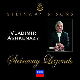Peter Tschaikowsky, Steinway Legends: Vladimir Ashkenazy, 00028947585121