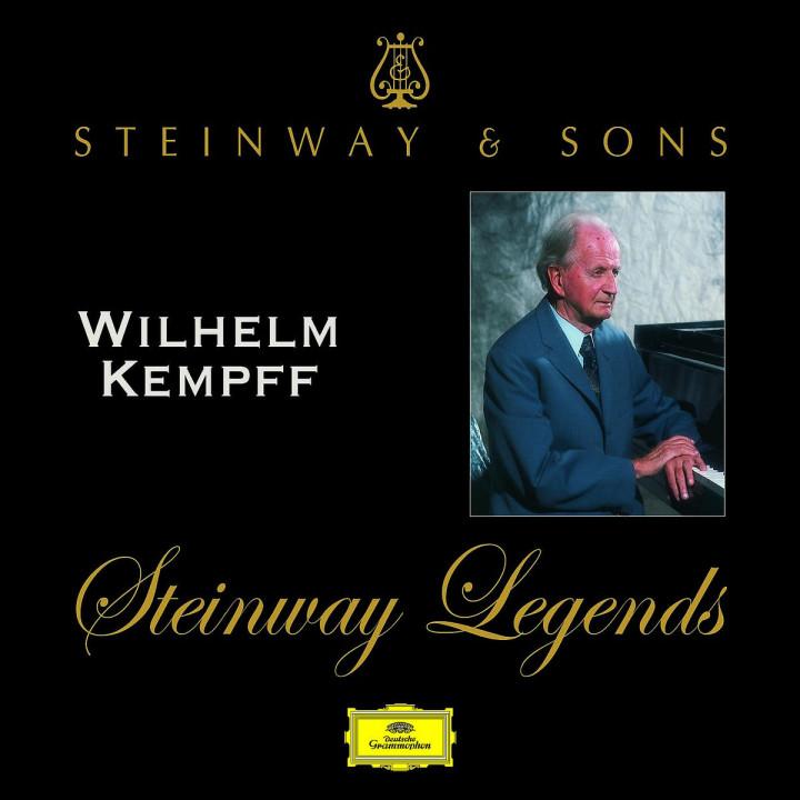 Steinway Legends: Wilhelm Kempff 0028947766225