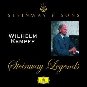Franz Liszt, Steinway Legends: Wilhelm Kempff, 00028947766223