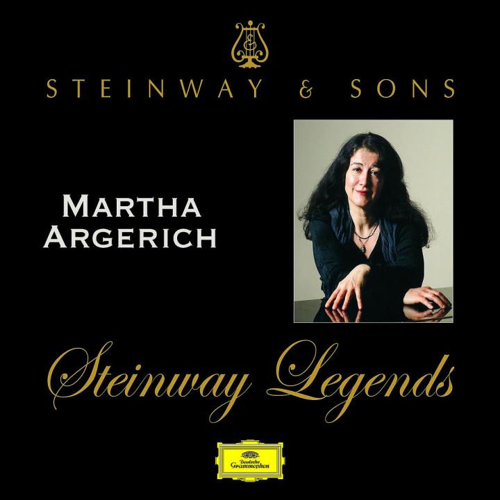 Steinway Legends: Martha Argerich 0028947766236