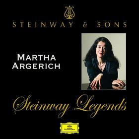 Martha Argerich, Steinway Legends: Martha Argerich, 00028947766230