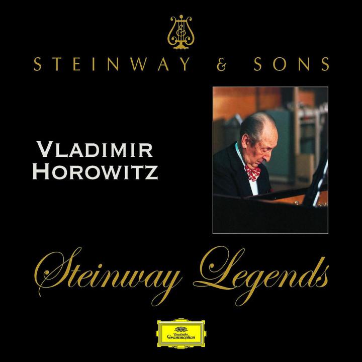 Steinway Legends: Vladimir Horowitz 0028947766247