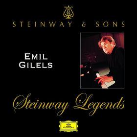 Emil Gilels, Steinway Legends: Emil Gilels, 00028947766254