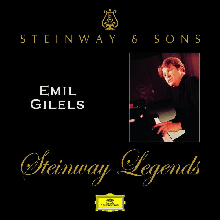 Steinway Legends: Emil Gilels 0028947766258