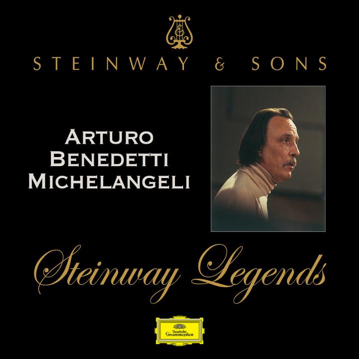 Steinway Legends: Arturo Benedetti Michelangeli 0028947766269