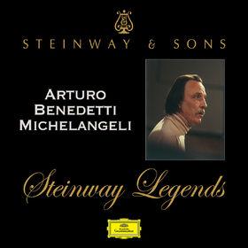 Steinway Legends, Steinway Legends: Arturo Benedetti Michelangeli, 00028947766261