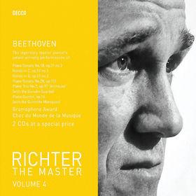 Sviatoslav Richter, Richter plays Beethoven Vol.2, 00028947586135
