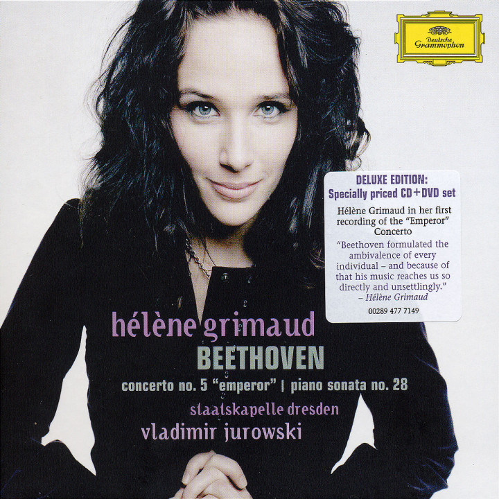 Beethoven: Piano Concerto No. 5; Piano Sonata No.28 in A, Op.101 (Deluxe Edition)