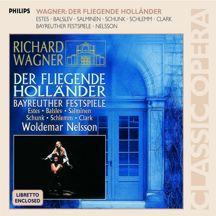 Wagner: Der fliegende Holländer 0028947582890