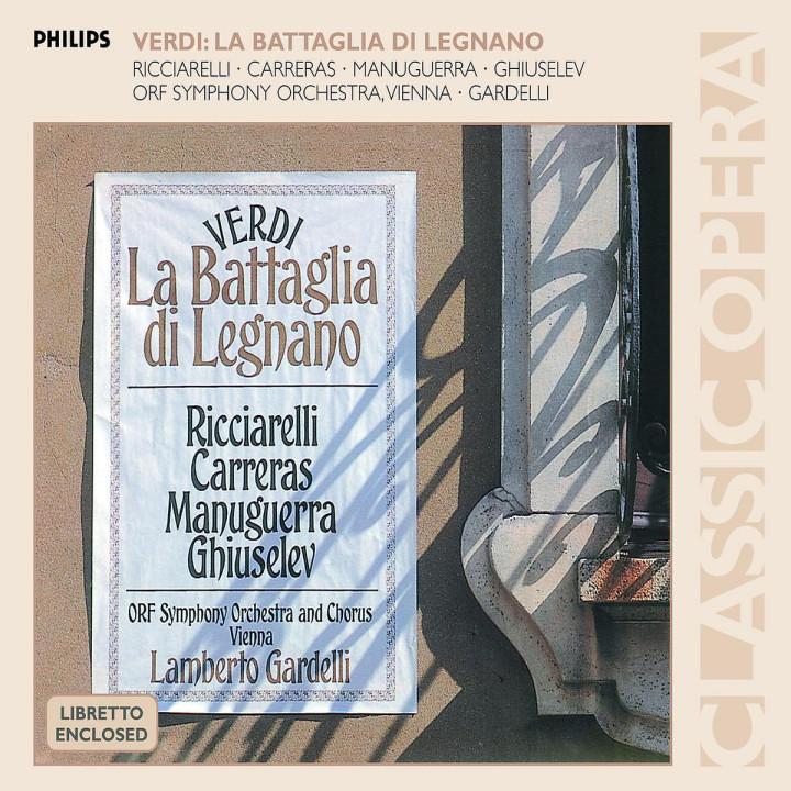 Verdi: La Battaglia di Legnano 0028947586942
