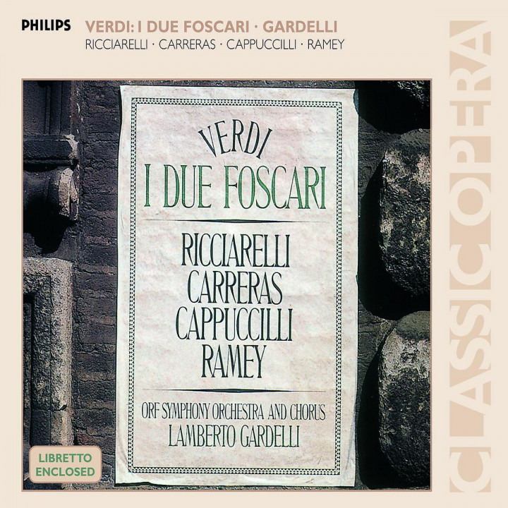 Verdi: I Due Foscari 0028947586975