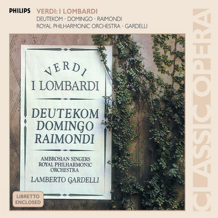 Verdi: I Lombardi 0028947587002