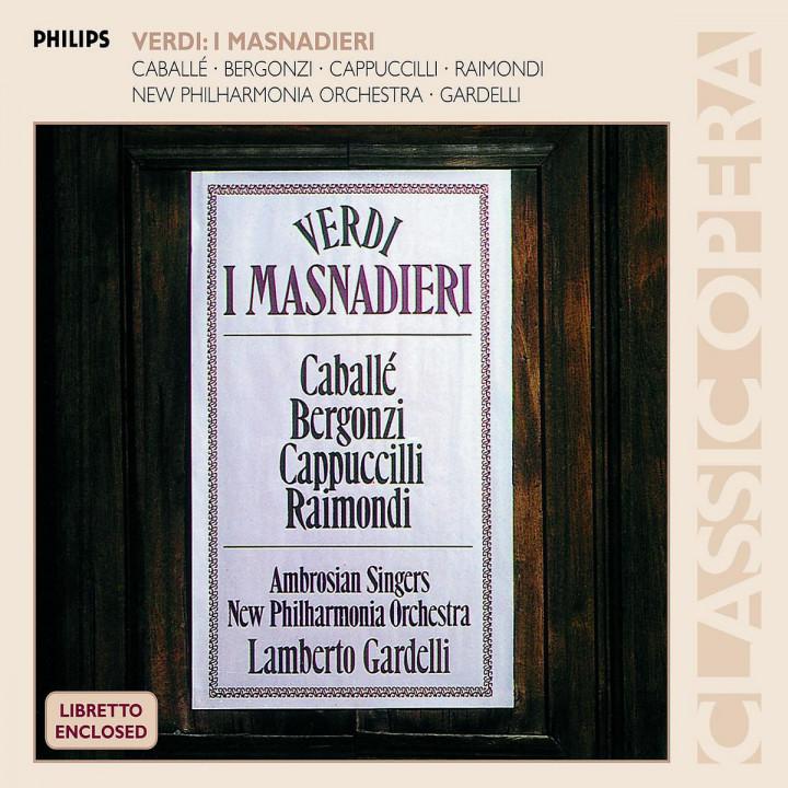 Verdi: I Masnadieri 0028947587035