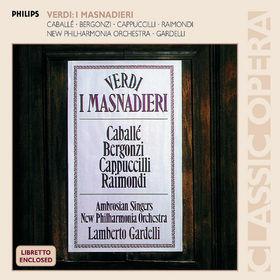 Carlo Bergonzi, I Masnadieri (Ga), 00028947587033