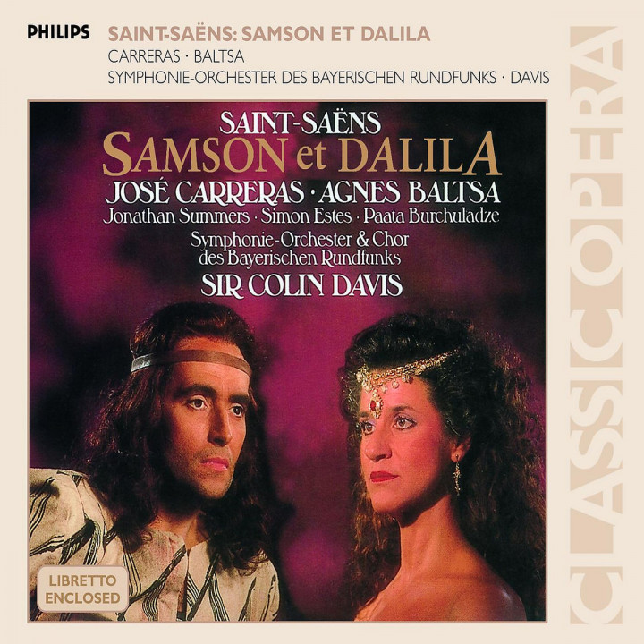 Saint-Saens: Samson et Dalila 0028947587068