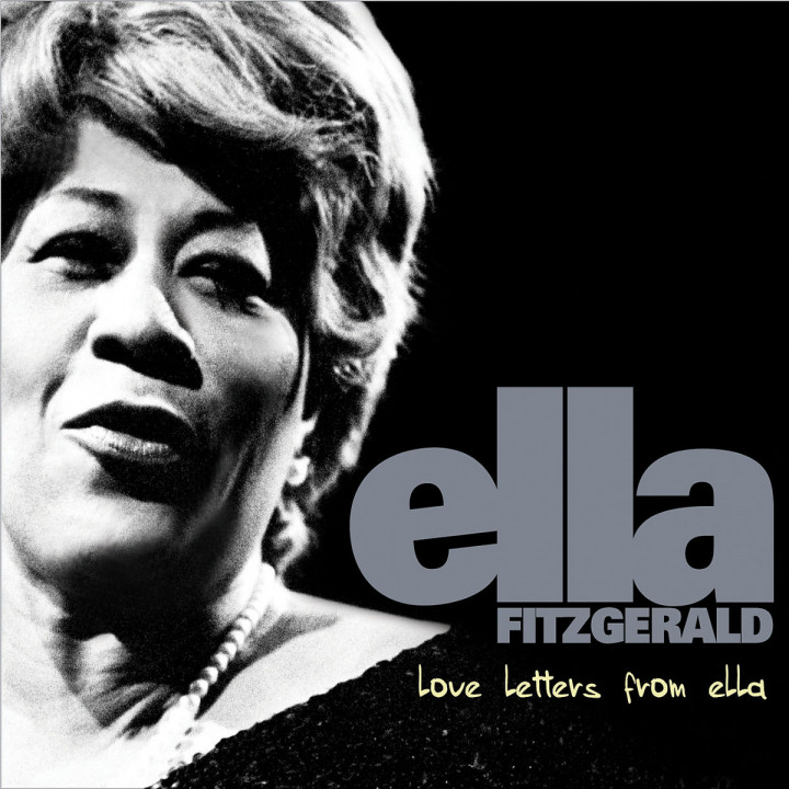 Love Letters From Ella - The Never-Before-Heard Recordings 0888072302134