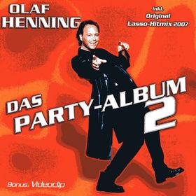 Olaf Henning, Das Party-Album 2 (Jubiläums-Edition), 04260010754119