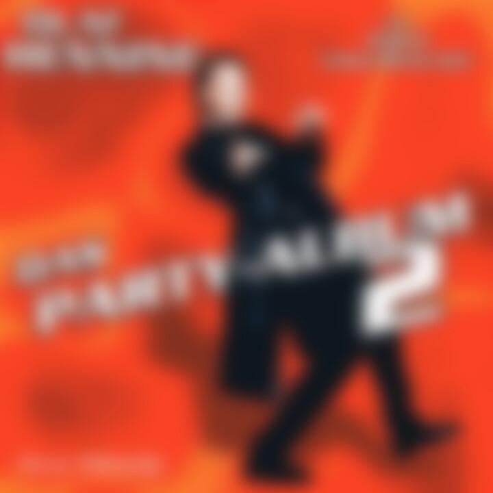 Das Party-Album 2 (Jubiläums-Edition) 4260010754113