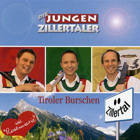 Die Jungen Zillertaler, Tiroler Burschen, 00602517063013