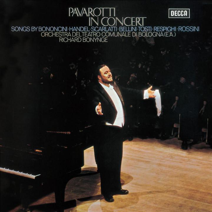 Pavarotti in Concert 0028947583824
