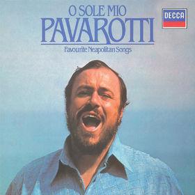 Luciano Pavarotti, O Sole Mio, 00028947583844