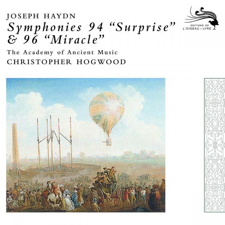 Haydn: Symphonies Nos.94 & 96 0028947591113