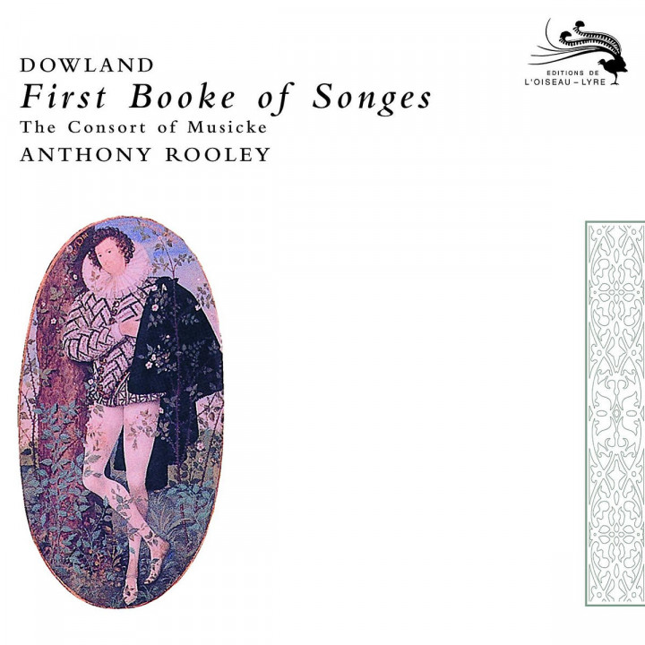 Dowland: First Booke of Songes 0028947591146