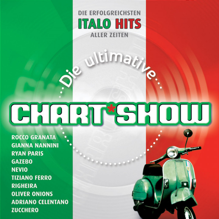 Die Ultimative Chartshow - Italo Hits 0600753017160