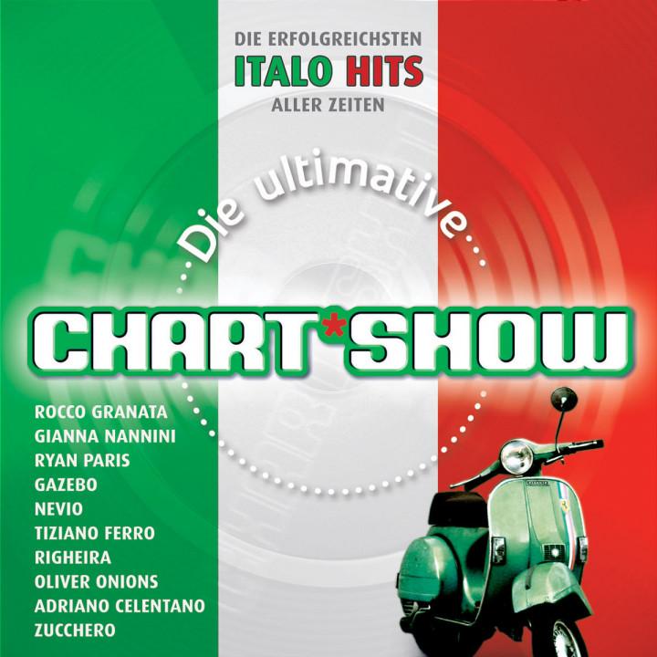 Die Ultimative Chartshow - Italo Hits 0600753017160