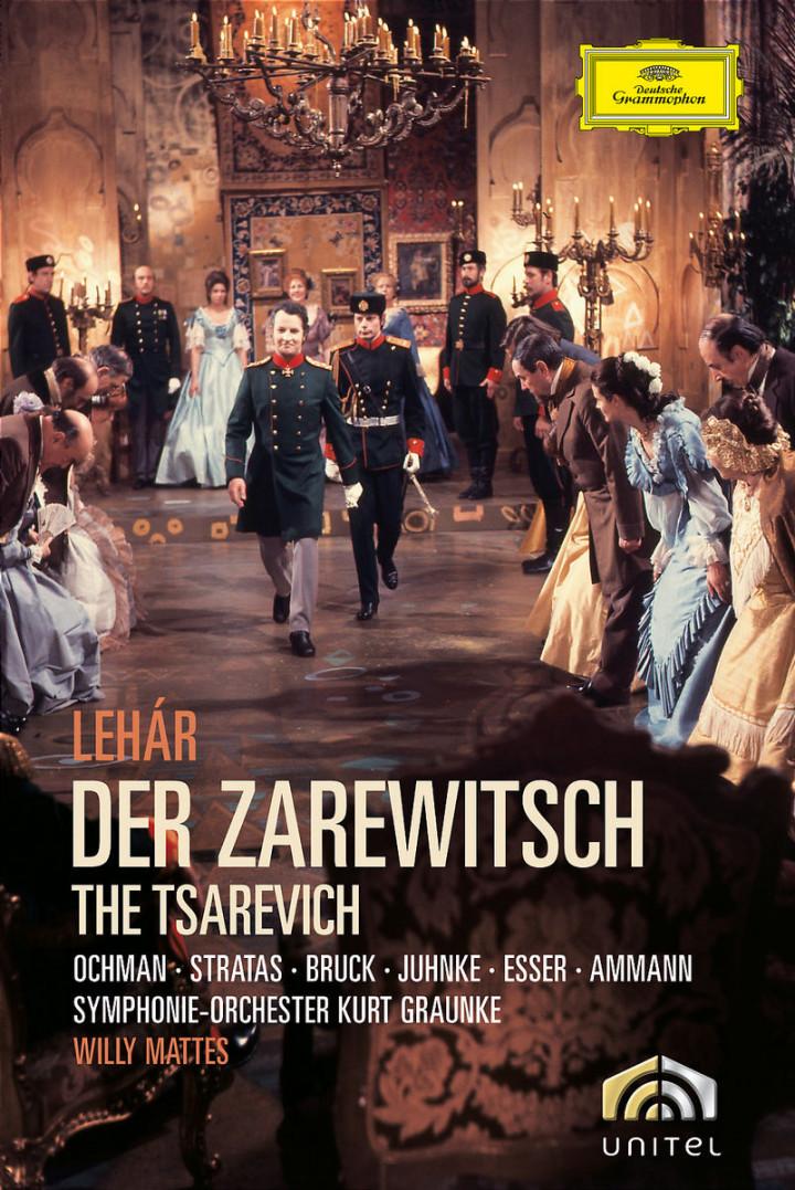 Lehár: Der Zarewitsch 0044007343142